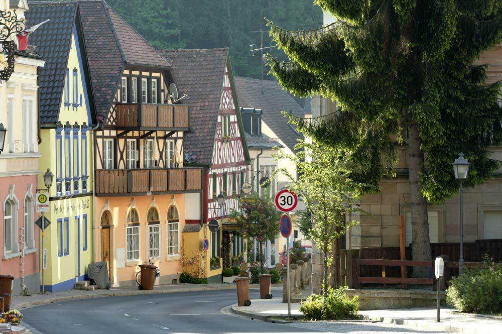 Fachwerkhaeuser im landkreis bayreuth for Fachwerk beispiele